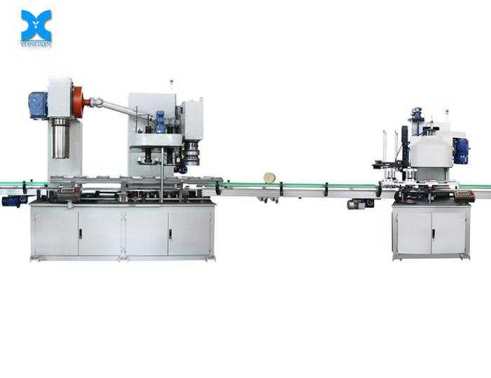 25-35CPM 方便桶自动生产线
