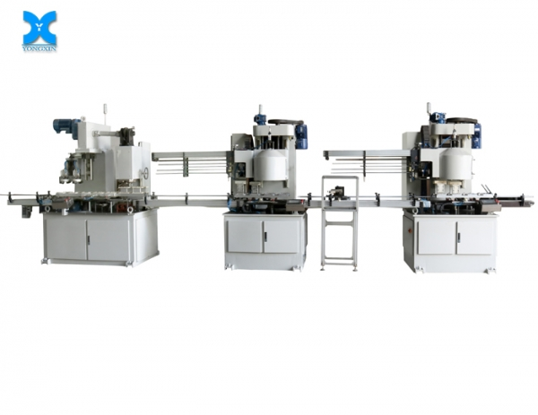 30-35CPM 小方罐自动生产线